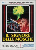 "Movie Posters:Adventure, Lord of the Flies (BBC, R-1980s). Italian 2 - Fogli (39"" X 55"").Adventure.. ..."