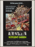 "Movie Posters:Science Fiction, Soylent Green (MGM, 1973). Poster (30"" X 40""). Science Fiction....."