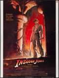 "Movie Posters:Adventure, Indiana Jones and the Temple of Doom (Paramount, 1984). Poster (30"" X 40"") Bruce Wolf Artwork. Adventure.. ..."