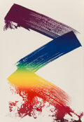 Prints:Contemporary, Paul Jenkins (1923-2012)Untitled II...
