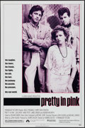 """Movie Posters:Comedy, Pretty in Pink (Paramount, 1986). One Sheet (27"""" X 41""""). Comedy....."""