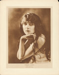 "Movie Posters:Photo, Theda Bara Personality Poster (Fox, 1910s). Poster (22"" X 28"")....."