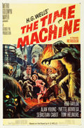 "Movie Posters:Science Fiction, The Time Machine (MGM, 1960). One Sheet (27"" X 41"") Reynold BrownArtwork.. ..."
