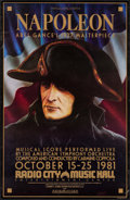 """Movie Posters:Foreign, Napoleon (Zoetrope, R-1981). Identical One Sheets (5) (24.5"""" X 39""""). Foreign.. ... (Total: 5 Items)"""