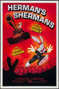 "Movie Posters:Animation, Herman's Shermans & Other Lot (Kilian Enterprises, 1988). OneSheets (2) (27"" X 41""). Animation.. ... (Total: 2 Items)"