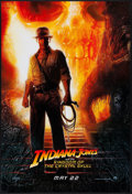 "Movie Posters:Adventure, Indiana Jones and the Kingdom of the Crystal Skull (Paramount,2008). One Sheets (2) (27"" X 40""). DS Advance 2 Styles. Adven...(Total: 2 Items)"