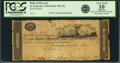 Obsoletes By State:Missouri, St. Genevieve, (M.T.) - Bank of Missouri at their Office of Discount and Deposit in St. Genevieve $20 Oct. 1, 1818 MO-30 UNL. ...