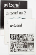 Magazines:Fanzine, Witzend Group of 10 (Wally Wood, 1967-78) Condition: Average VF/NM.... (Total: 10 Items)