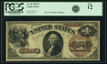 Large Size:Legal Tender Notes, Fr. 28 $1 1880 Legal Tender PCGS Fine 12.. ...
