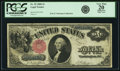 Large Size:Legal Tender Notes, Fr. 35 $1 1880 Legal Tender PCGS Very Fine 20 Apparent.. ...