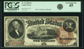 Large Size:Legal Tender Notes, Fr. 52 $2 1880 Legal Tender PCGS Extremely Fine 45.. ...