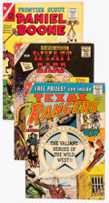 Silver Age (1956-1969):Western, Charlton Silver and Bronze Age Western Comics Group of 83(Charlton, 1959-72) Condition: Average VG/FN.... (Total: 83 ComicBooks)