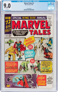 Silver Age (1956-1969):Superhero, Marvel Tales #2 (Marvel, 1965) CGC VF/NM 9.0 White pages....