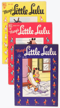 Marge's Little Lulu #1-199 Box Lot (Dell/Gold Key, 1948-71) Condition: Average VG+.... (Total: 2 Box Lots)