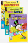 Bronze Age (1970-1979):Cartoon Character, Uncle Scrooge Group of 17 (Gold Key, 1977-82) Condition: AverageVF-.... (Total: 17 Comic Books)
