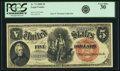 Large Size:Legal Tender Notes, Fr. 74 $5 1880 Legal Tender PCGS Very Fine 30....