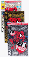 Modern Age (1980-Present):Superhero, Spider-Man #1-86 Box Lot (Marvel, 1990-98) Condition: AverageVF/NM....