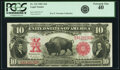 Large Size:Legal Tender Notes, Fr. 119 $10 1901 Legal Tender PCGS Extremely Fine 40.