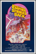 "Movie Posters:Science Fiction, The Empire Strikes Back (20th Century Fox, R-1982). One Sheet (27""X 41""). Science Fiction.. ..."