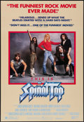"""Movie Posters:Rock and Roll, This is Spinal Tap (Embassy, 1984). One Sheet (27"""" X 41""""). Rock andRoll.. ..."""