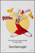 """Movie Posters:Animation, Who Framed Roger Rabbit (Buena Vista, 1988). One Sheet (27"""" X 41"""") Style C. Animation.. ..."""