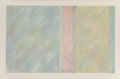Fine Art - Work on Paper:Print, Jay Rosenblum (1933-1989). Untitled 1, c. 1977. Lithographin colors. 21-1/2 x 34-7/8 inches (54.6 x 88.6 cm) (image). 2...