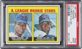 Baseball Cards:Singles (1960-1969), 1967 Topps Rod Carew - A.L. Rookie Stars #569 PSA Mint 9 - Only OneHigher....