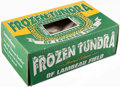 """Football Collectibles:Others, 1996-97 Green Bay Packers Lambeau Field Game Used Field Turf - """"Frozen Tundra"""". ..."""