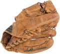 Baseball Collectibles:Others, Ted Williams Signed Store Model Glove. ...
