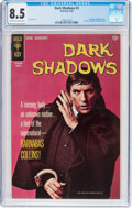 Silver Age (1956-1969):Horror, Dark Shadows #2 (Gold Key, 1969) CGC VF+ 8.5 Off-white to whitepages....
