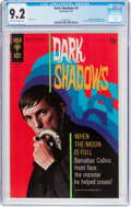 Bronze Age (1970-1979):Horror, Dark Shadows #5 (Gold Key, 1970) CGC NM- 9.2 Off-white to whitepages....