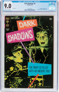Bronze Age (1970-1979):Horror, Dark Shadows #6 (Gold Key, 1970) CGC VF/NM 9.0 Off-white to whitepages....