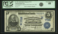 National Bank Notes:Missouri, Saint Louis, MO- $5 1902 Date Back Fr. 590 The Mechanics-AmericanNBCh. # (M)7715 PCGS Extremely Fine 40.. ...