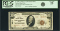 National Bank Notes:Missouri, Cape Girardeau, MO- $10 1929 Ty. 2 The First NBCh. # 4611 PCGS Very Fine 25.. ...