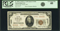 National Bank Notes:Missouri, Clayton, MO- $20 1929 Ty. 2 Clayton NB Ch. # 13481 PCGS Extremely Fine 40.. ...