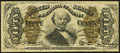 Fractional Currency:Third Issue, Fr. 1332 50¢ Third Issue Spinner Very Fine.. ...