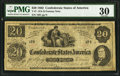 Confederate Notes:1862 Issues, T47 $20 1862 XX-2 Fantasy Note PF-2 Cr. 343.. ...