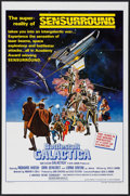"Movie Posters:Science Fiction, Battlestar Galactica (Universal, 1978). One Sheet (27"" X 41"") StyleD. Science Fiction.. ..."