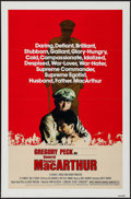 "Movie Posters:War, MacArthur & Other Lot (Universal, 1977). Flat Folded One Sheets(2) (27"" X 41""). War.. ... (Total: 2 Items)"