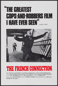 "Movie Posters:Action, The French Connection (20th Century Fox, 1972). British DoubleCrown (20"" X 30""). Action.. ..."