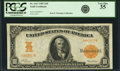 Large Size:Gold Certificates, Fr. 1167 $10 1907 Gold Certificate PCGS Very Fine 35.. ...