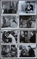 """Movie Posters:Crime, How to Steal a Million (20th Century Fox, 1966). Photos (18) (8"""" X10""""). Crime.. ... (Total: 18 Items)"""