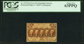Fractional Currency:First Issue, Fr. 1279 25¢ First Issue PCGS Choice New 63PPQ.. ...