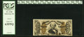 Fractional Currency:Third Issue, Fr. 1328 50¢ Third Issue Spinner PCGS Choice New 63PPQ.. ...
