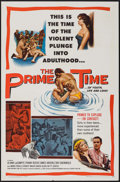 "Movie Posters:Exploitation, The Prime Time (Essanjay, 1960). One Sheet (27"" X 41"").Exploitation.. ..."