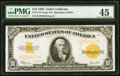 Large Size:Gold Certificates, Fr. 1173 $10 1922 Gold Certificate PMG Choice Extremely Fine 45.. ...