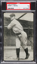 Baseball Cards:Singles (Pre-1930), 1925 Exhibits Lou Gehrig Rookie PSA VG 3....