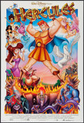 """Movie Posters:Animation, Hercules & Others Lot (Buena Vista, 1997). One Sheets (3) (27"""" X 40""""). Animation.. ... (Total: 3 Items)"""