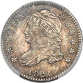 Bust Dimes, 1821 10C Small Date, JR-9, R.2, MS64 PCGS....