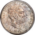 Coins of Hawaii , 1883 $1 Hawaii Dollar MS64+ PCGS. CAC....
